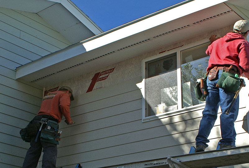 Best Siding Contractor in Ann Arbor MI
