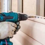 Installing Siding in Brownstown Michigan