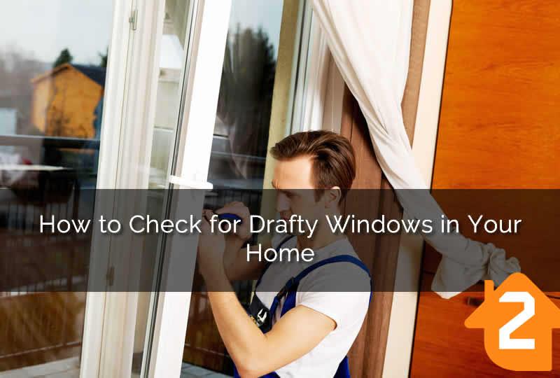 Repair Draft in Home Window