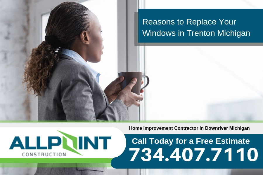 Reasons to Replace Your Windows in Trenton Michigan