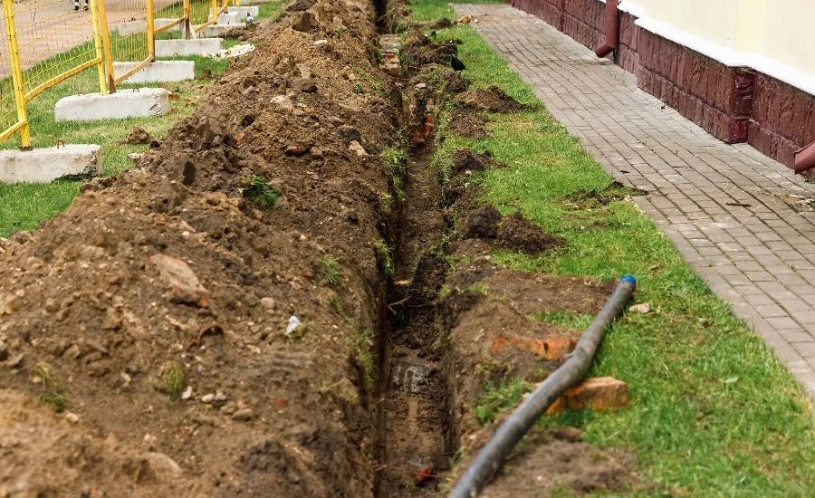 Sewer Line Repair Downriver MI