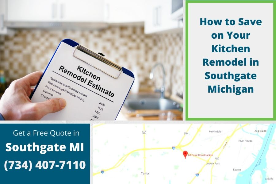How to Save on Your Kitchen Remodel in Southgate Michigan