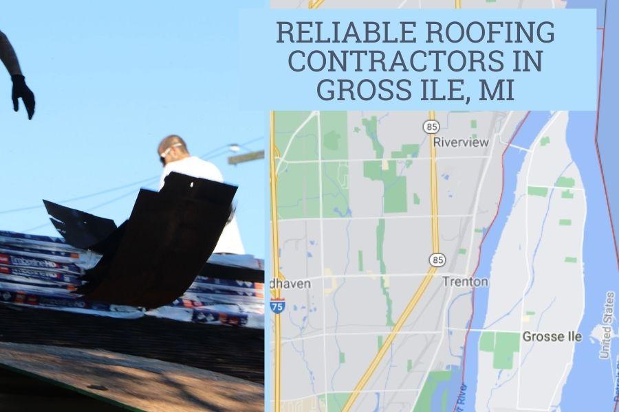 Grosse Ile MI Roofers
