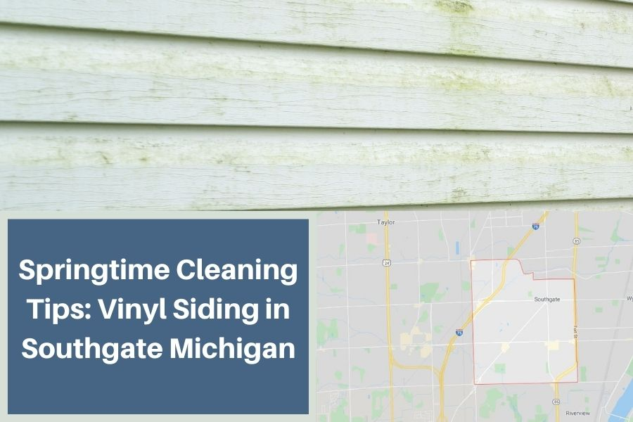 Vinyl Siding in Southgate MI