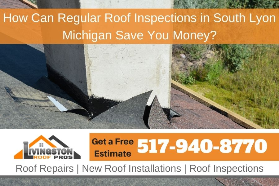 Roofing Inspection South Lyon MI