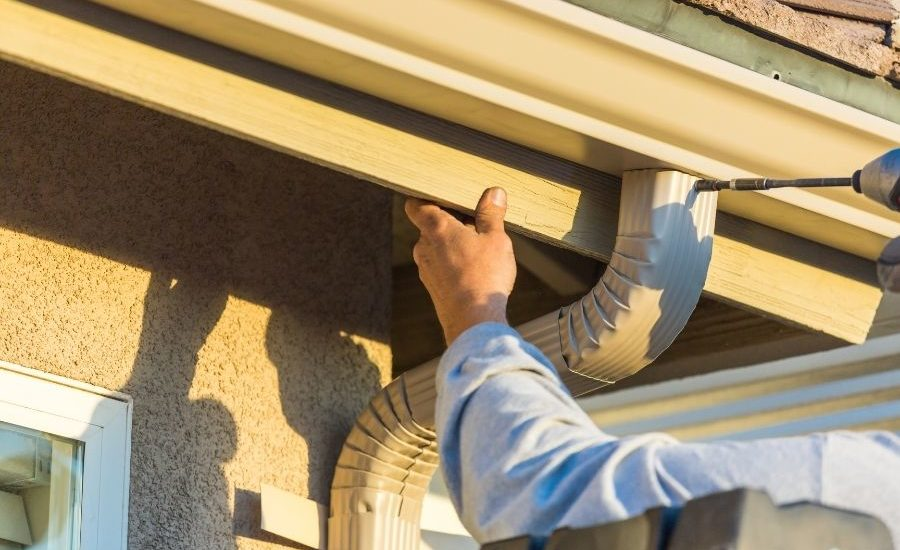 Tips To Help Maintain Your Home's Gutters in Dearborn Michigan